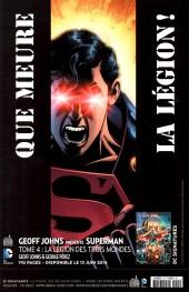 Verso de Batman Saga -HS05- Forever evil : Gotham City assiégée !