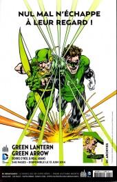 Verso de Green Lantern Saga -25- Forever Evil : les Menaces cosmiques !