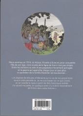 Verso de Finnele -1- Le Front d'Alsace