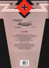 Verso de Zeppelin's War -1- Les Raiders de la nuit