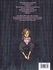Verso de Bouche d'Ombre -1- Lou 1985
