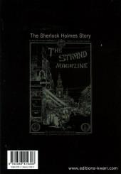 Verso de Sherlock Holmes Story (The) -2- Volume 2