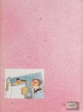 Verso de Les bidochon -5a1985- Ragots intimes