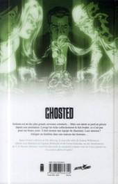 Verso de Ghosted -1- Mission Fantôme