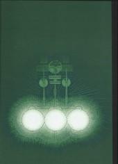 Verso de Chronique d'extraterrestres -2- L'Etoile verte