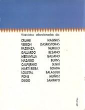 Verso de Enciclopedia El Víbora - Tome REC