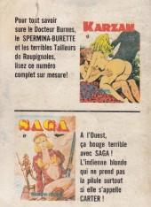 Verso de Jacula -74- La vengeance du fantôme