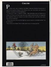 Verso de Les 7 Vies de l'Épervier -2GF1997- Le temps des chiens