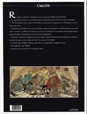 Verso de Les 7 Vies de l'Épervier -4c1992- Hyronimus