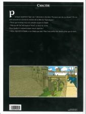 Verso de Les 7 Vies de l'Épervier -5b97- Le maître des oiseaux
