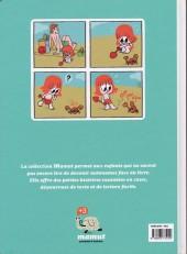 Verso de Manu (Arandojo/Ed) - Manu à la plage