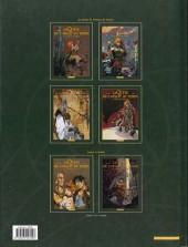 Verso de La quête de l'oiseau du temps -2f2007- Le temple de l'oubli