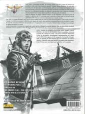 Verso de F.A.F.L Forces Aériennes Françaises Libres -5- Rodéo pour un Spit IX
