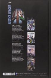 Verso de Justice League (DC Renaissance) -4- La Ligue de Justice d'Amérique