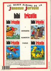 Verso de Les pieds Nickelés (3e série) (1946-1988) -76b- Les Pieds Nickelés chez Zigomar ii