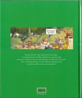 Verso de La famille Passiflore -3- La chasse au trésor