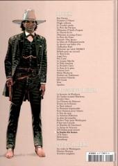 Verso de Blueberry - La collection (Hachette) -4643- Le Sentier des larmes