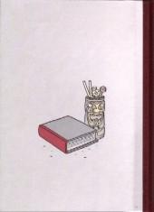 Verso de Vers les Mondes Lointains -HS- Croquis