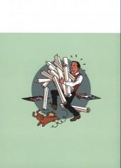 Verso de (AUT) Exem -1- Le grand plongeon (1978-1990)