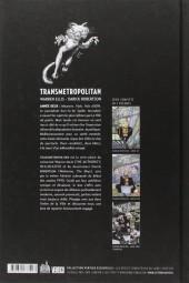Verso de Transmetropolitan (Urban Comics) -2- Année deux