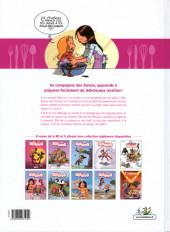 Verso de Les sisters -HS4- La cuisine des sisters