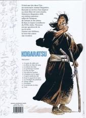 Verso de Kogaratsu -13- Taro