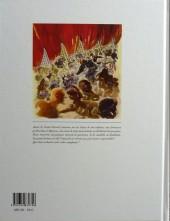 Verso de Le bal des chimères -INT- La Fiancée du Queyras