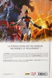 Verso de Avengers (Marvel Now!) -1- Le Monde des Avengers