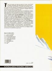 Verso de Louis la Guigne -10- Etchezabal