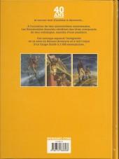 Verso de Le réseau Bombyce -INTa- Le Réseau Bombyce
