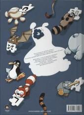 Verso de Wikipanda -2- Encyclopédie Animalière Farfelue