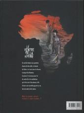 Verso de Le ventre de la hyène