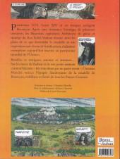 Verso de Le pacte de Vauban -2- Mort et resurection de la citadelle