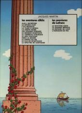 Verso de Alix -3b1977- L'Île maudite