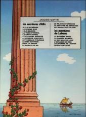 Verso de Alix -8a1978- Le tombeau étrusque