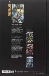 Verso de Aquaman (DC Renaissance) -3- La Mort du roi