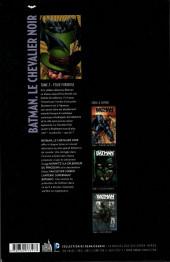 Verso de Batman, le Chevalier Noir -3- Folie furieuse