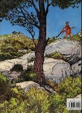 Verso de L'eau des collines -2- Manon des sources
