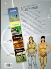 Verso de Aldébaran -2b2011- La Blonde