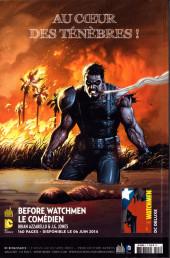 Verso de Justice League Saga -8- Forever evil : le règne du mal est arrivé !