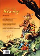 Verso de Trolls de Troy -18- Pröfy blues