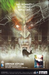 Verso de Forever Evil -1A- Volume 1
