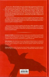 Verso de A Game of Thrones - Le Trône de fer -4- Volume IV