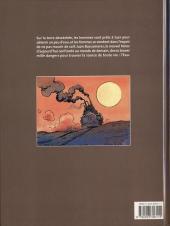 Verso de Les quatre voyages de Juan Buscamares -1- Les eaux mortes
