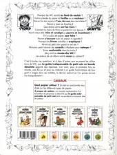 Verso de Le guide -4- Le guide indispensable du petit coin