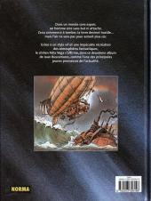 Verso de Les quatre voyages de Juan Buscamares -2- L'air