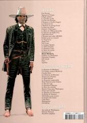 Verso de Blueberry - La collection (Hachette) -2444- Mister Blueberry