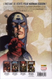 Verso de New Avengers (The) -7- Siège