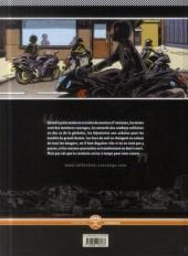 Verso de Angles morts -1- Le gang des Hayabusa