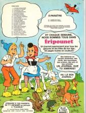 Verso de Sylvain et Sylvette -1a1982- La ferme abandonnée